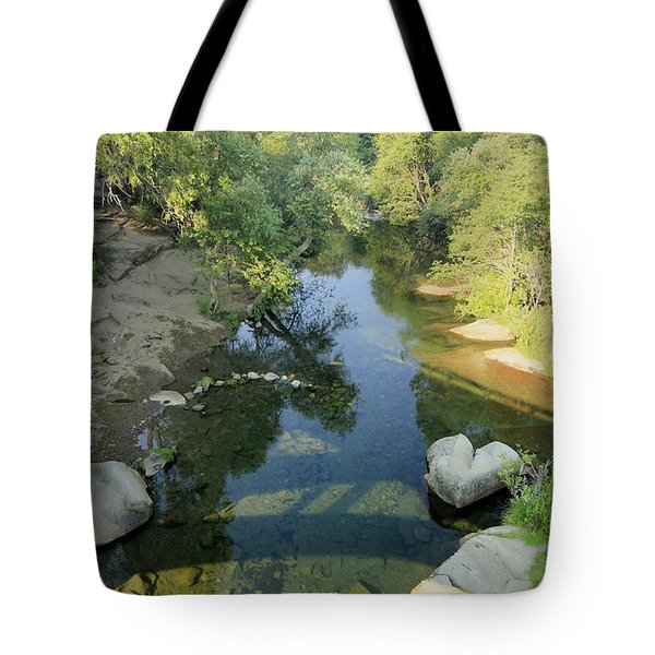 Tote Bag featuring the photograph Somerset Cosumnes by Sean Sarsfield