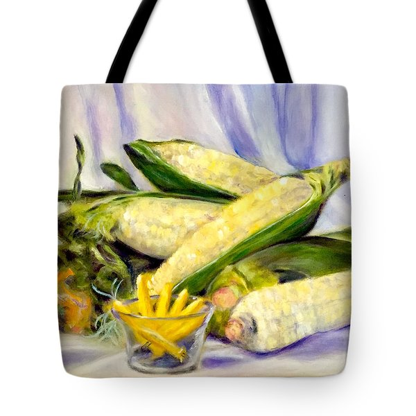 Something Corny Tote Bag
