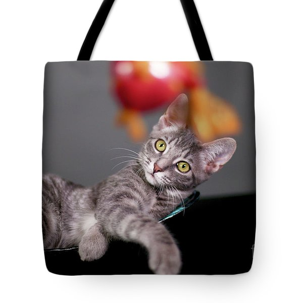 Something Fishy Tote Bag