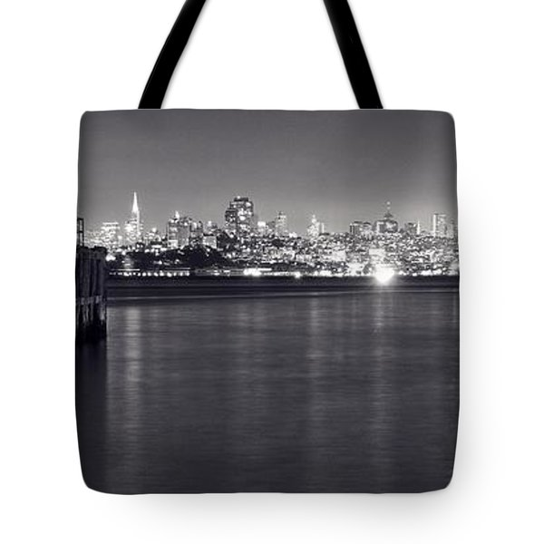 Something I Dreamed Last Night Tote Bag