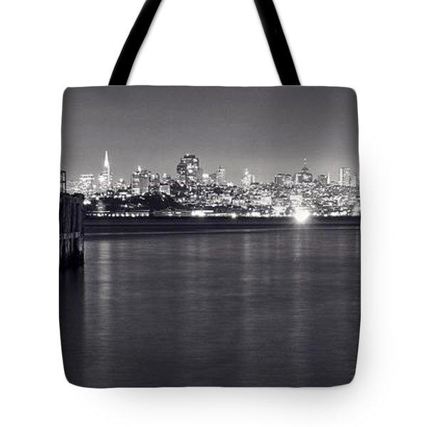 Something I Dreamed Last Night Tote Bag