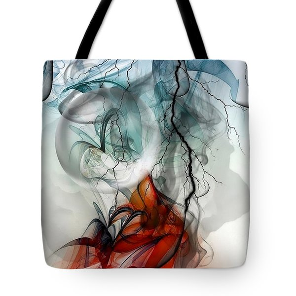 Something New Comes To Life By Nico Bielow Tote Bag by Nico Bielow