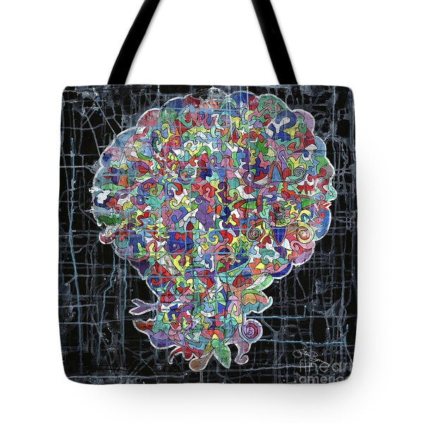 Something Strange Tote Bag