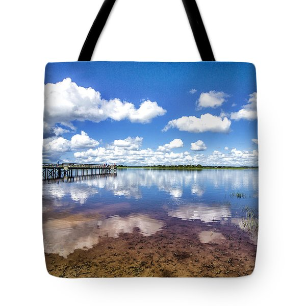 Something To Reflect On Tote Bag