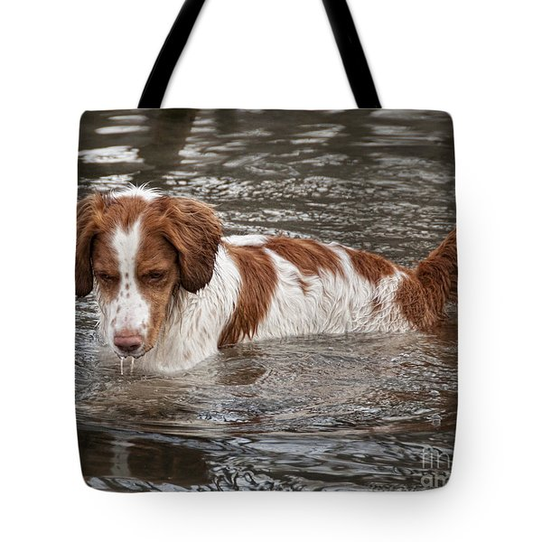 Something Under The Water Tote Bag