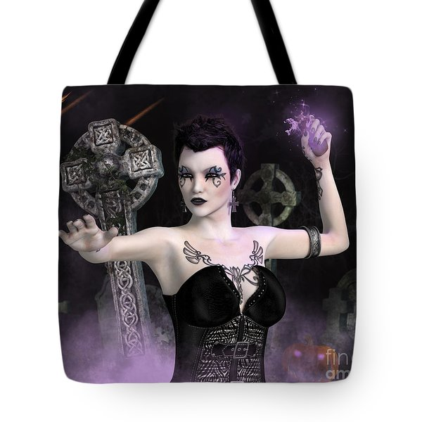 Something Wicked Tote Bag