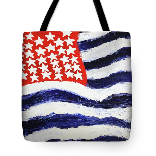 Something's Wrong With America Tote Bag