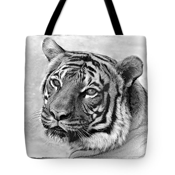 Sometimes Less Is More Tote Bag