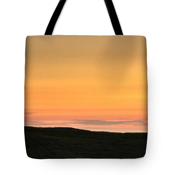 Tote Bag featuring the photograph Sometimes The Unexpected Hits You by Peter Thoeny