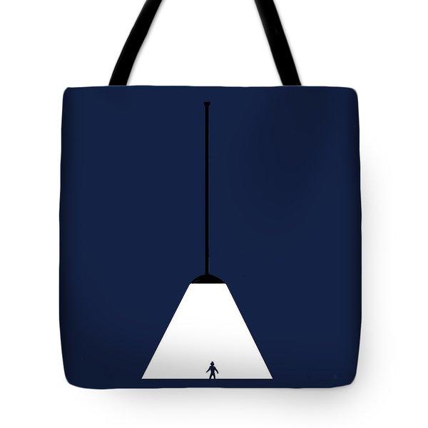 Somewhat Light Tote Bag by Keshava Shukla