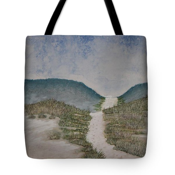 Somewhere In Florida Tote Bag