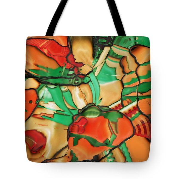 ' Somewhere In Mexico' Tote Bag