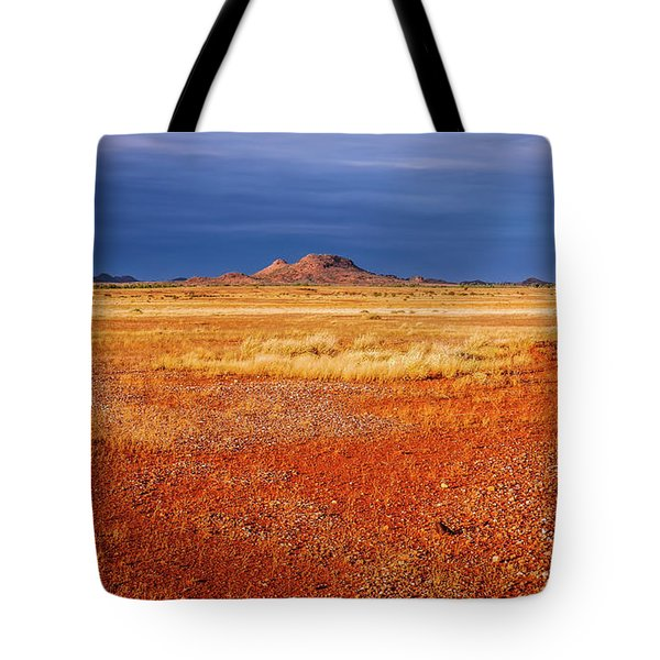 Somewhere In The Outback, Central Australia Tote Bag