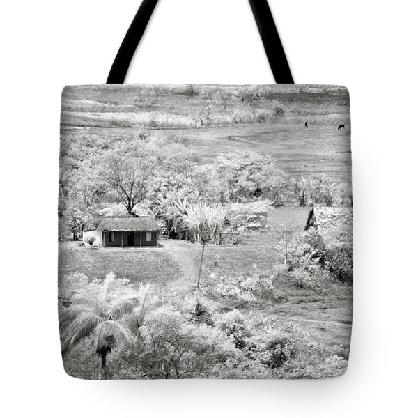 Somewhere In Vinales Tote Bag by Eduard Moldoveanu