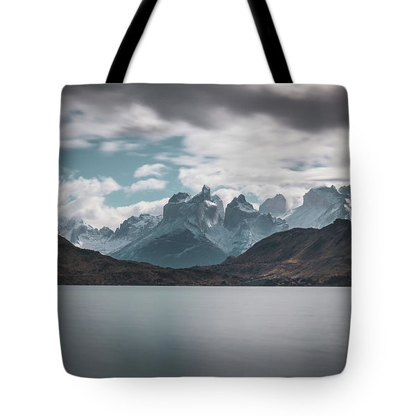 Somewhere Over The Mountain Range Tote Bag