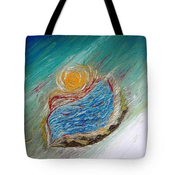 Somewhere There Is A Wonderful World ... Tote Bag