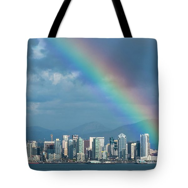 Tote Bag featuring the photograph Somewhere Under by Dan McGeorge