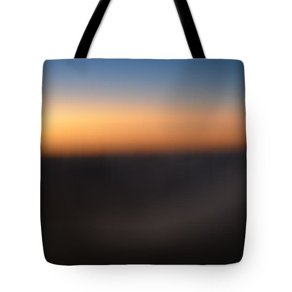 Somewhere Up Above Tote Bag