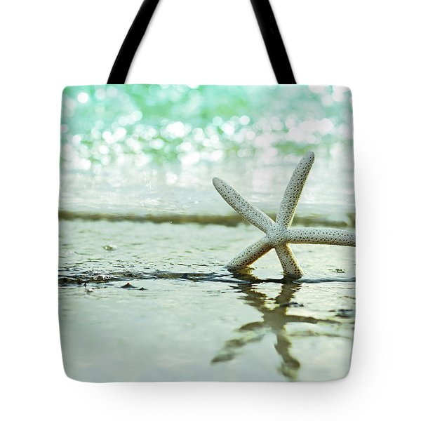 Somewhere You Feel Free Tote Bag