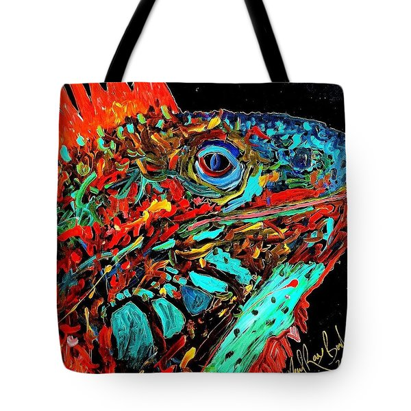 Son Of Iggy Tote Bag
