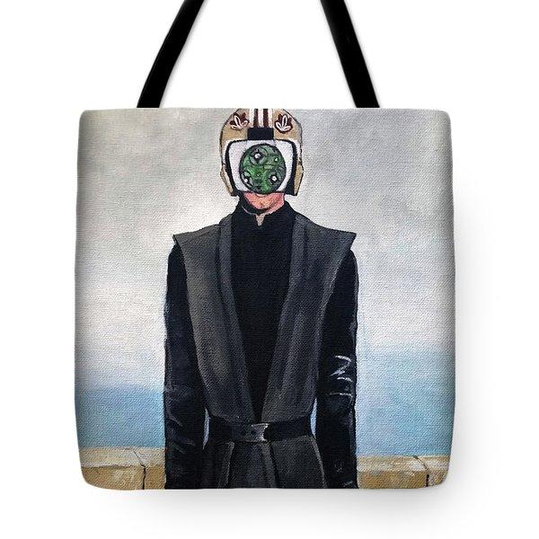 Son Of Sith Tote Bag by Tom Carlton