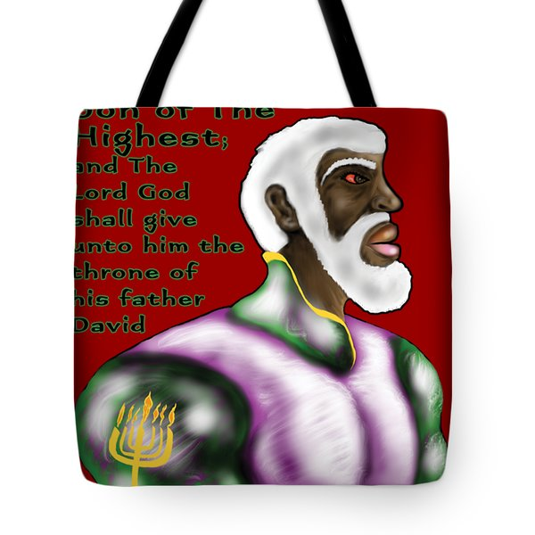 Son Of Tmh Tote Bag