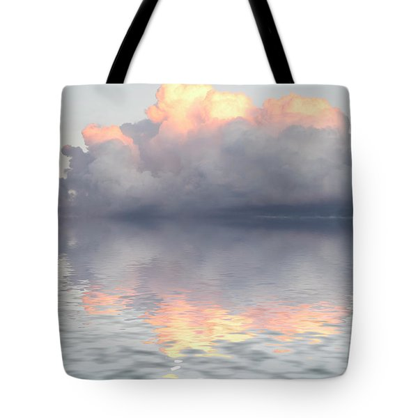 Son Of Zeus Tote Bag by Jerry McElroy