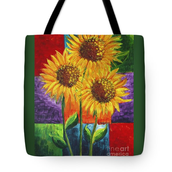 Sonflowers I Tote Bag