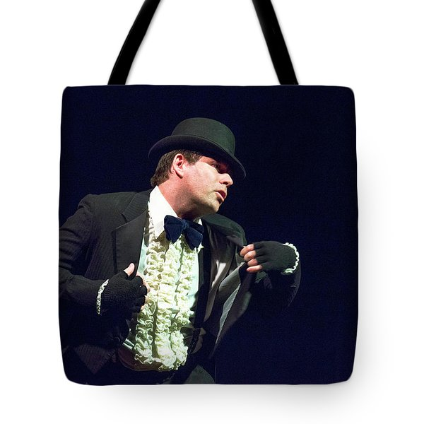 Song And Dance Man Tote Bag