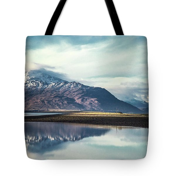 Song Of The Mountain Tote Bag