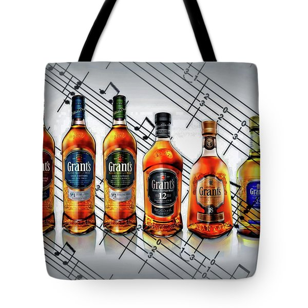 Song Of The Spirits Tote Bag