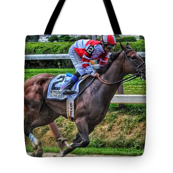 Songbird W Mike Smith Tote Bag