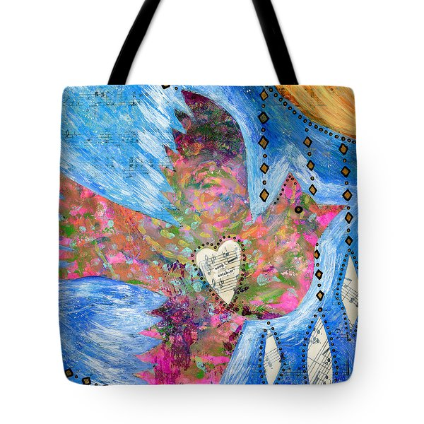Songcatcher Tote Bag