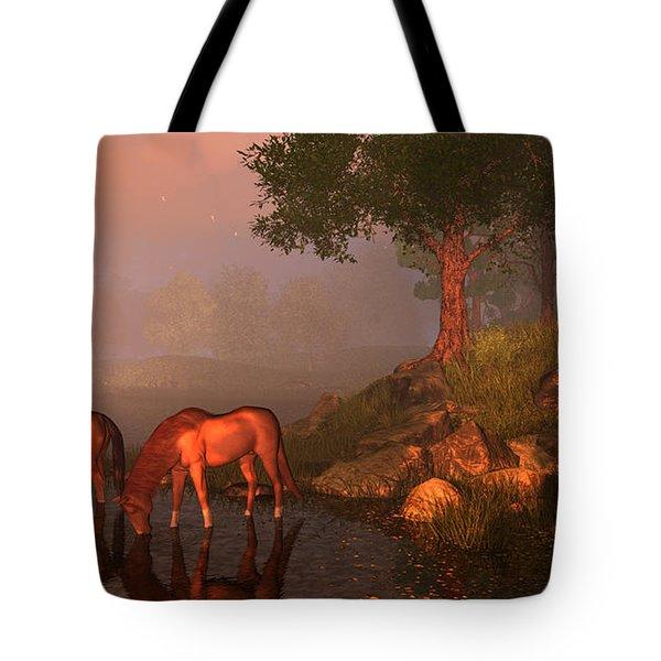 Songs Of Kentucky Tote Bag