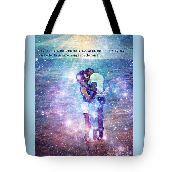 Songs Of Solomon Tote Bag