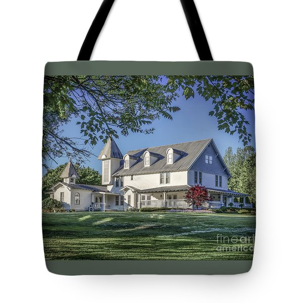 Sonnet House Tote Bag