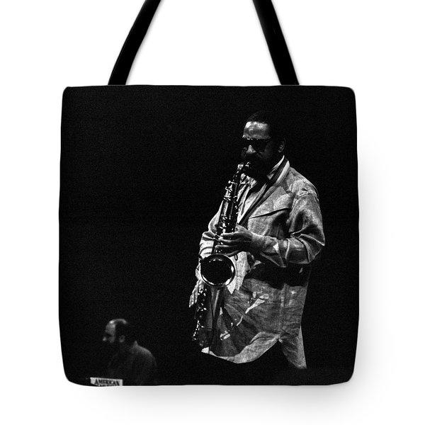 Sonny Rollins Tote Bag