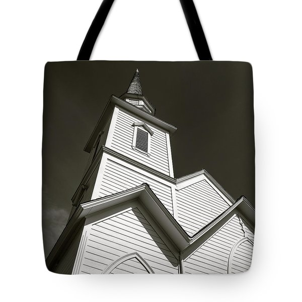 Sonoma Church Tote Bag