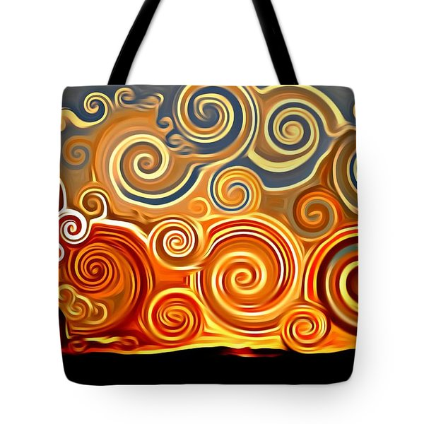 Sonora Sunrise  Tote Bag