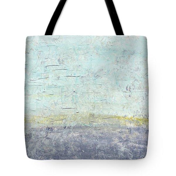 Sonoran Desert #3 Southwest Vertical Landscape Original Fine Art Acrylic On Canvas Tote Bag