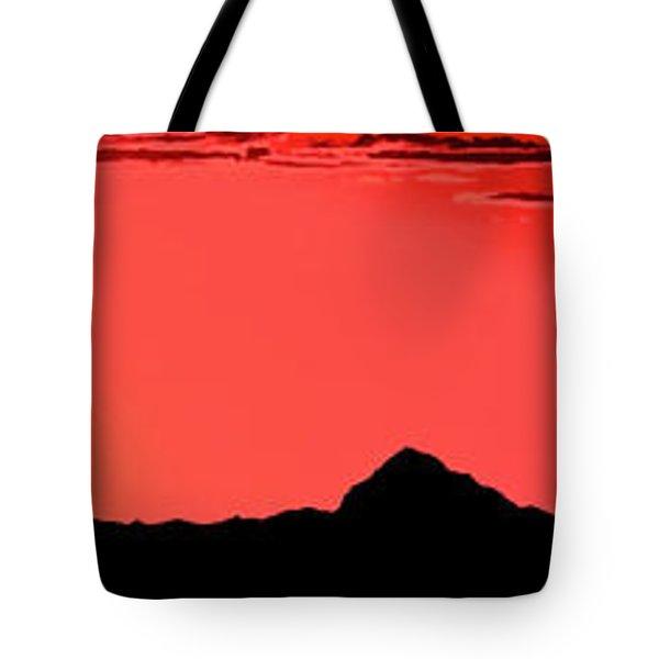 Sonoran Sunset  Tote Bag