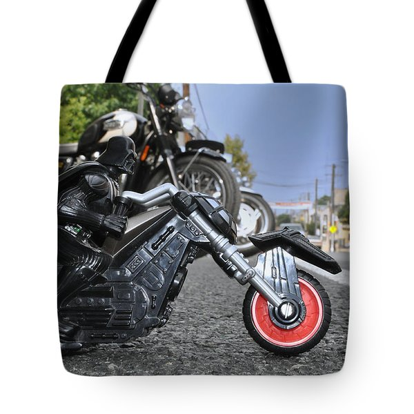 Sons Of The Sith Tote Bag by Bill Cannon