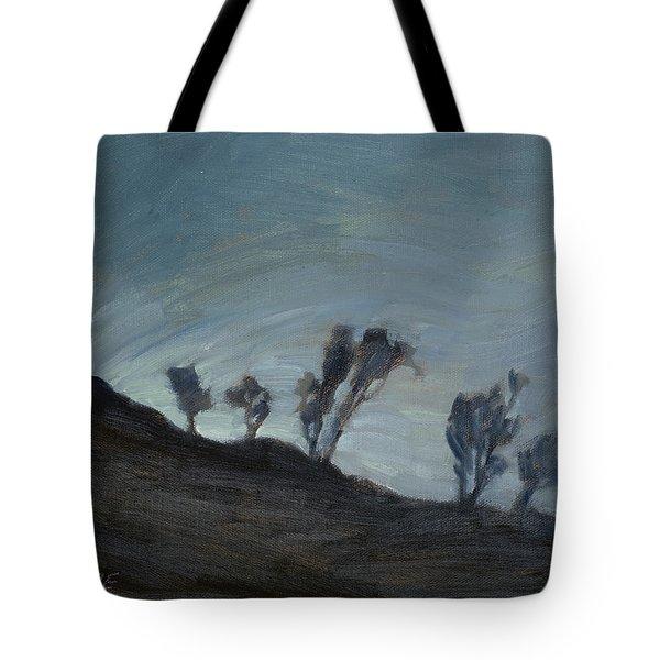 Soon Coming Tote Bag