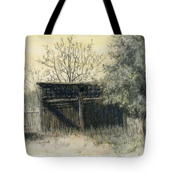 Soon Forgotten Tote Bag