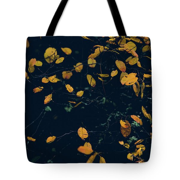 Soon They Fall Tote Bag