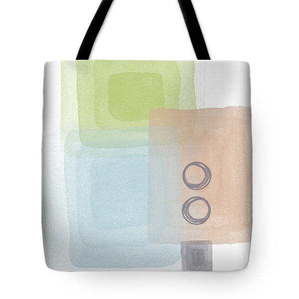 Soothing Harmony 2- Art By Linda Woods Tote Bag