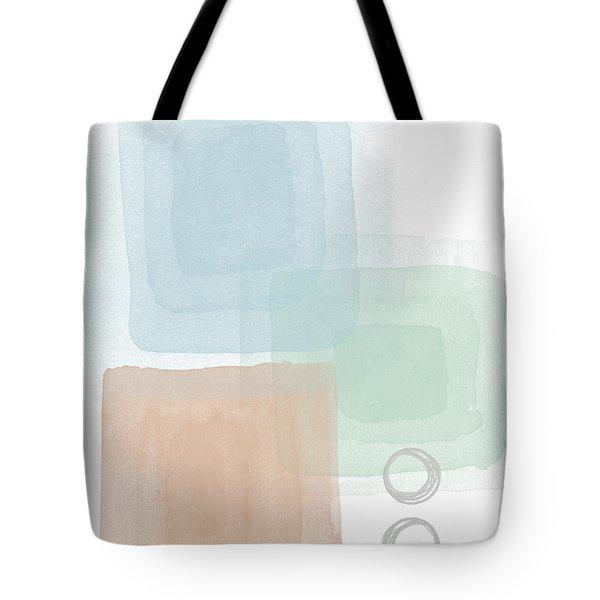 Soothing Peace 2 - Art By Linda Woods Tote Bag