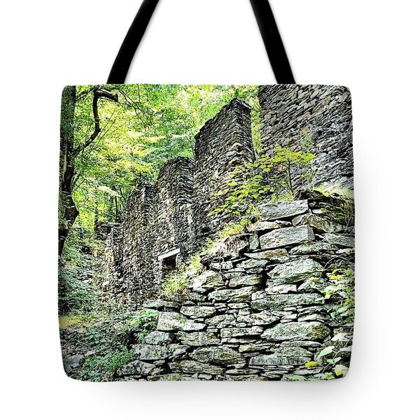 Sope Creek Mill Tote Bag