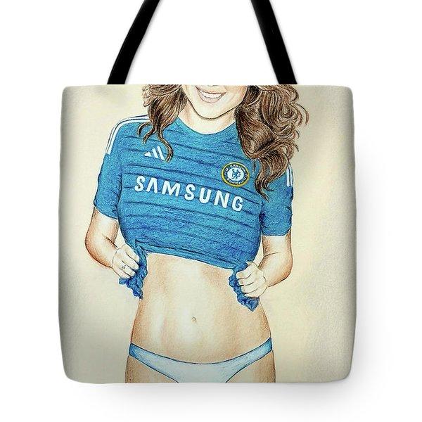 Sophie Rose Tote Bag