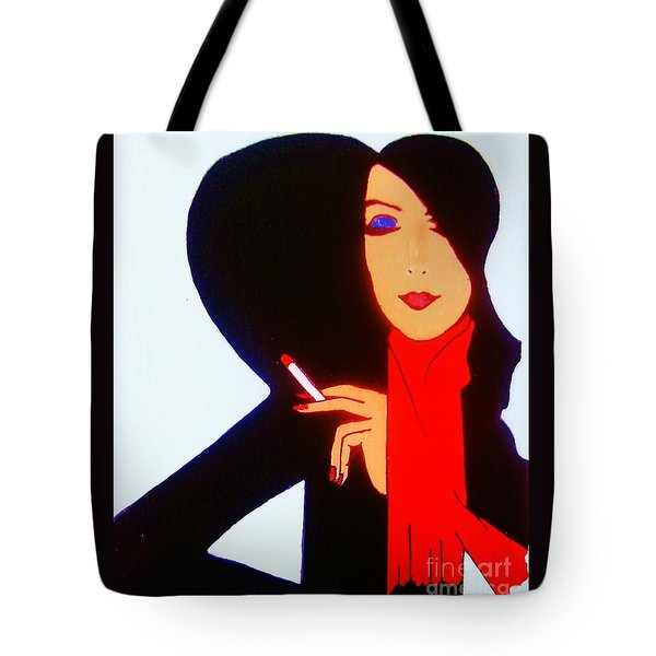Sophistication Tote Bag